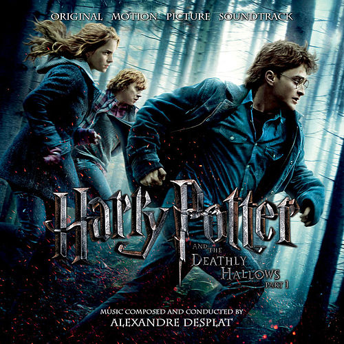 Harry Potter and the Deathly Hallows - Part 1:  Original Motion Picture Soundtrack by Alexandre Desplat