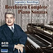 Beethoven: Complete Piano Sonatas by Artur Schnabel