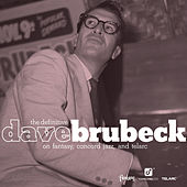 The Definitive Dave Brubeck on Fantasy, Concord Jazz, and Telarc by Various Artists