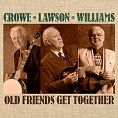Old Friends Get Together by Lawson Crowe