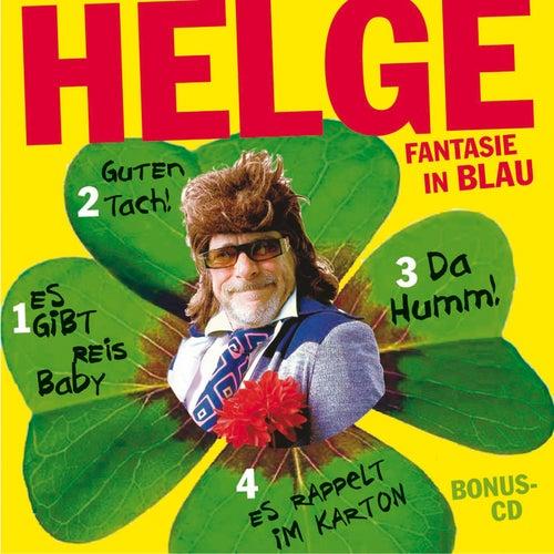 Fantasie in Blau - Rares & Unveröffentlichtes aus der Box by Helge Schneider
