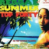 Reggae Summer Top 40 by Various Artists