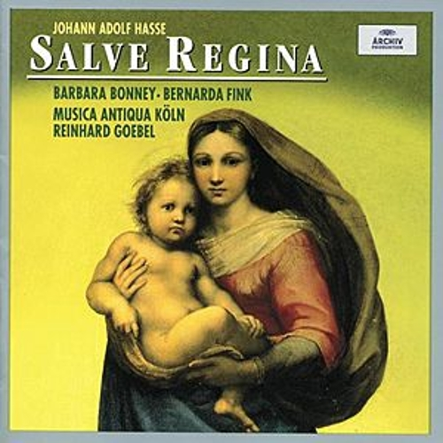 Hasse: Salve Regina by Various Artists