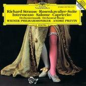 R. Strauss: Rosenkavalier-Suite; Intermezzo; Salome; Capriccio by Wiener Philharmoniker