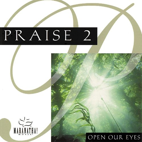 Praise 2 - Open Our Eyes by Various Artists