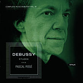 Debussy: 12 Études - Piano Music, Vol. IV by Pascal Rogé