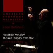 Mosolov: Steel -