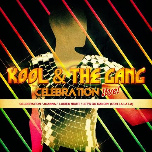 Celebration Live! - EP by Kool & the Gang