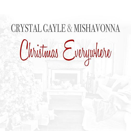 Christmas Everywhere - Single by Crystal Gayle