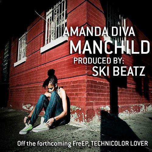 Manchild - Single by Amanda Diva