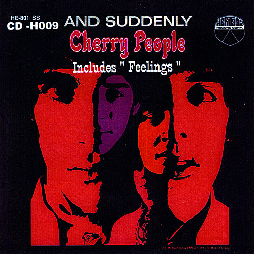 Cherry People Suddenly by Cherry People
