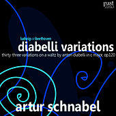 Beethoven: Diabelli Variations, Thirty-three Variations on a Waltz by Anton Diabelli by Artur Schnabel
