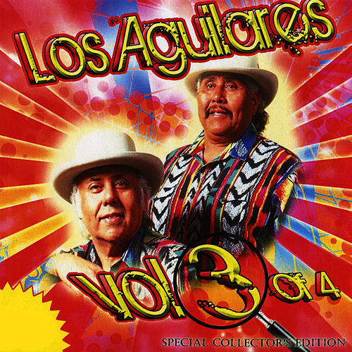 Tribute, Vol. 3 by Los Aguilares