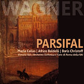 Wagner: Parsifal by Maria Callas