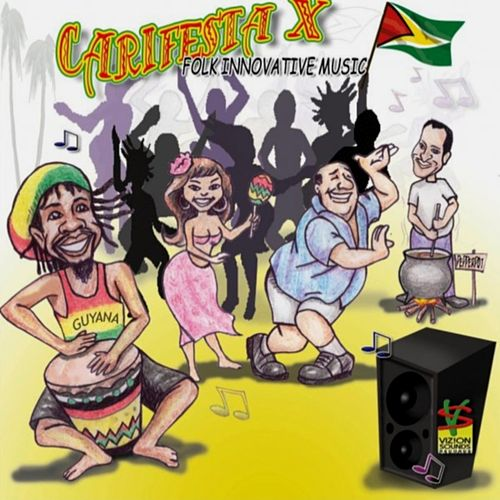 Carifesta X Folk Innovation Music by Various Artists