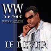 If I Ever - EP by Wayne Wonder