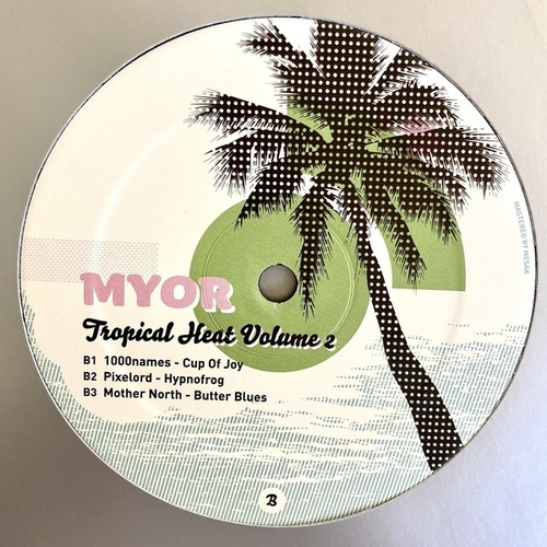 Tropical Heat Vol 2 by Various Artists