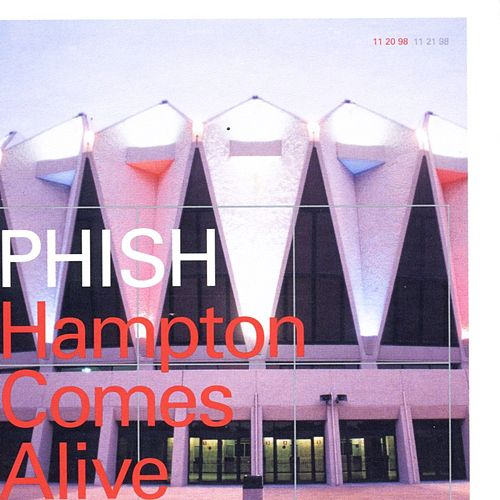 Hampton Comes Alive by Phish
