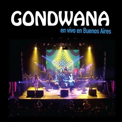 Gondwana en vivo en Buenos Aires by Gondwana