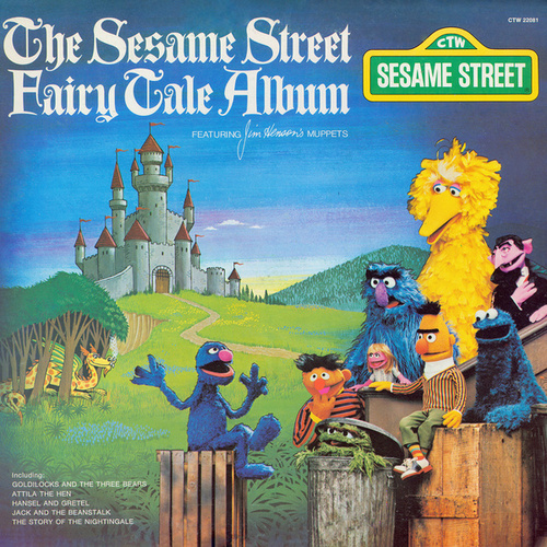 Sesame Street: The Sesame Street Fairy Tale Album by Various Artists