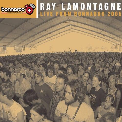 Live From Bonaroo 2005 by Ray LaMontagne