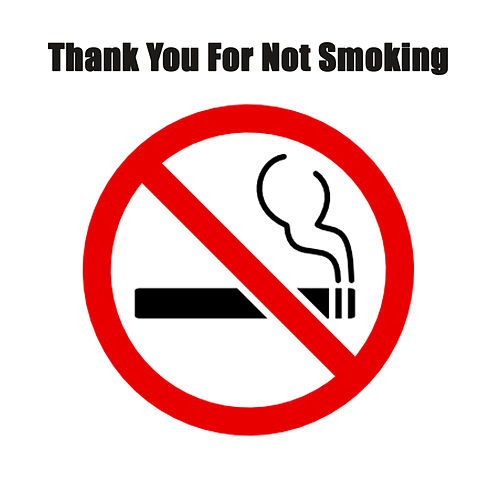 Thank You For Not Smoking by Various Artists
