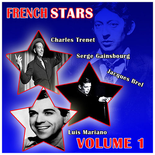 French Stars Vol 1 by Various Artists