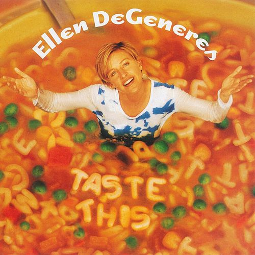 Taste This by Ellen Degeneres