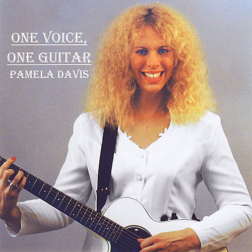 One Voice, One Guitar by Pamela Davis