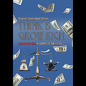 Think & Grow Rich (Original, Unabridged Audio Edition) 12 CD Set by Napoleon Hill