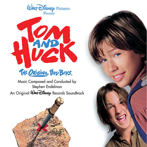 Tom and Huck by Stephen Endelman