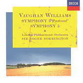 Vaughan Williams: Symphonies Nos.3 & 5 by London Philharmonic Orchestra