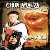 Boquita De Fresa by Chon Arauza