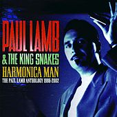 Harmonica Man: The Paul Lamb Anthology 1986-2002 by Various Artists