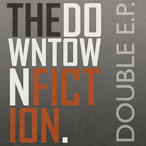 The Double EP by The Downtown Fiction