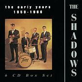 The Early Years 1959-1966 by The Shadows