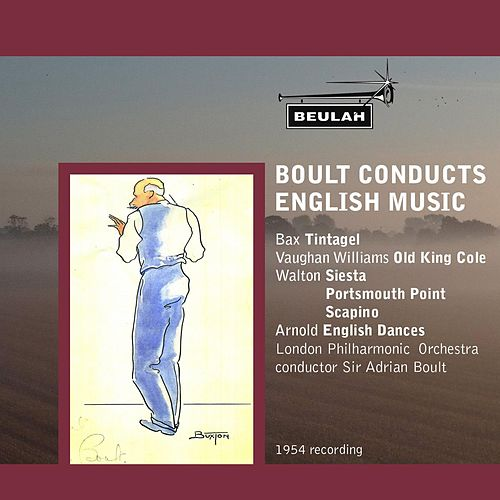 Boult conducts English Music by London Philharmonic Orchestra