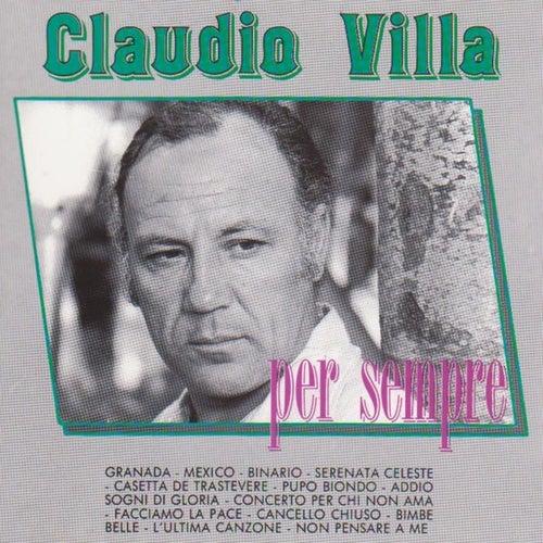 Per sempre by Claudio Villa