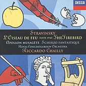 Stravinsky: Apollon Musagète; Scherzo Fantastique; The Firebird Suite by Various Artists