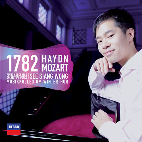 1782 Piano Concertos D Major / K.414 / Orchestral Works by See Siang Wong