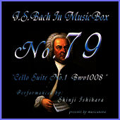 Bach In Musical Box 79 / Cello Suite No.2 BWV1008 by Shinji Ishihara