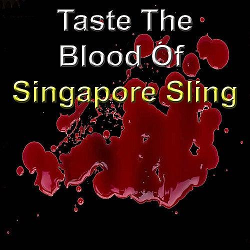 ... Blood of Singapore Sling [Orange Leisure] by Singapore Sling : Napster