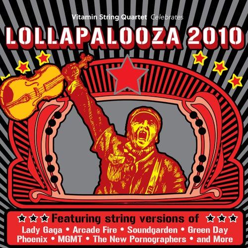 Vitamin String Quartet Tribute to Lollapalooza 2010 by Vitamin String Quartet