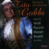 Baritone Masterclass by Tito Gobbi