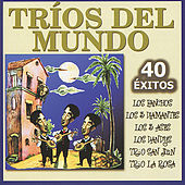 Tríos Del Mundo : 40 Éxitos by Various Artists