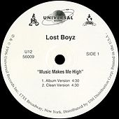 Music Makes Me High by Lost Boyz