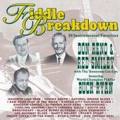 Fiddle Breakdown - 20 Instrumental Favorites by Don Reno