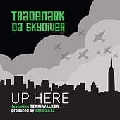 Up Here by Trademark The Skydiver