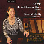 Bach: The Well-Tempered Clavier, Book One by Rebecca Pechefsky