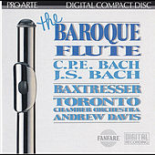 The Baroque Flute by Jeanne Baxtresser